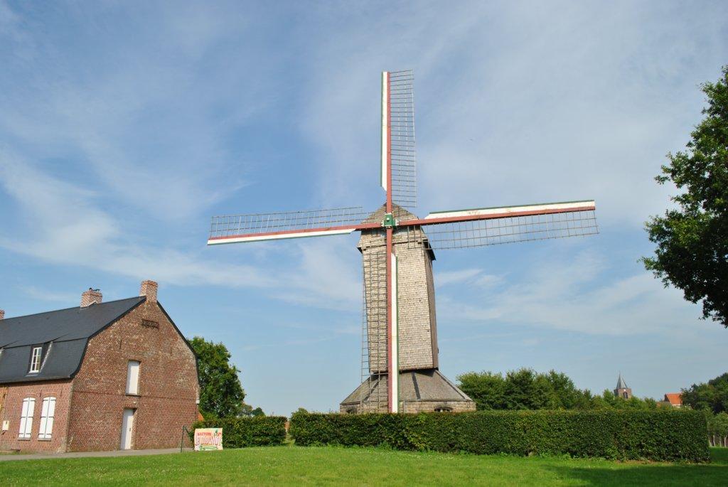 Resultado de imagen de Boeschepe Moulin